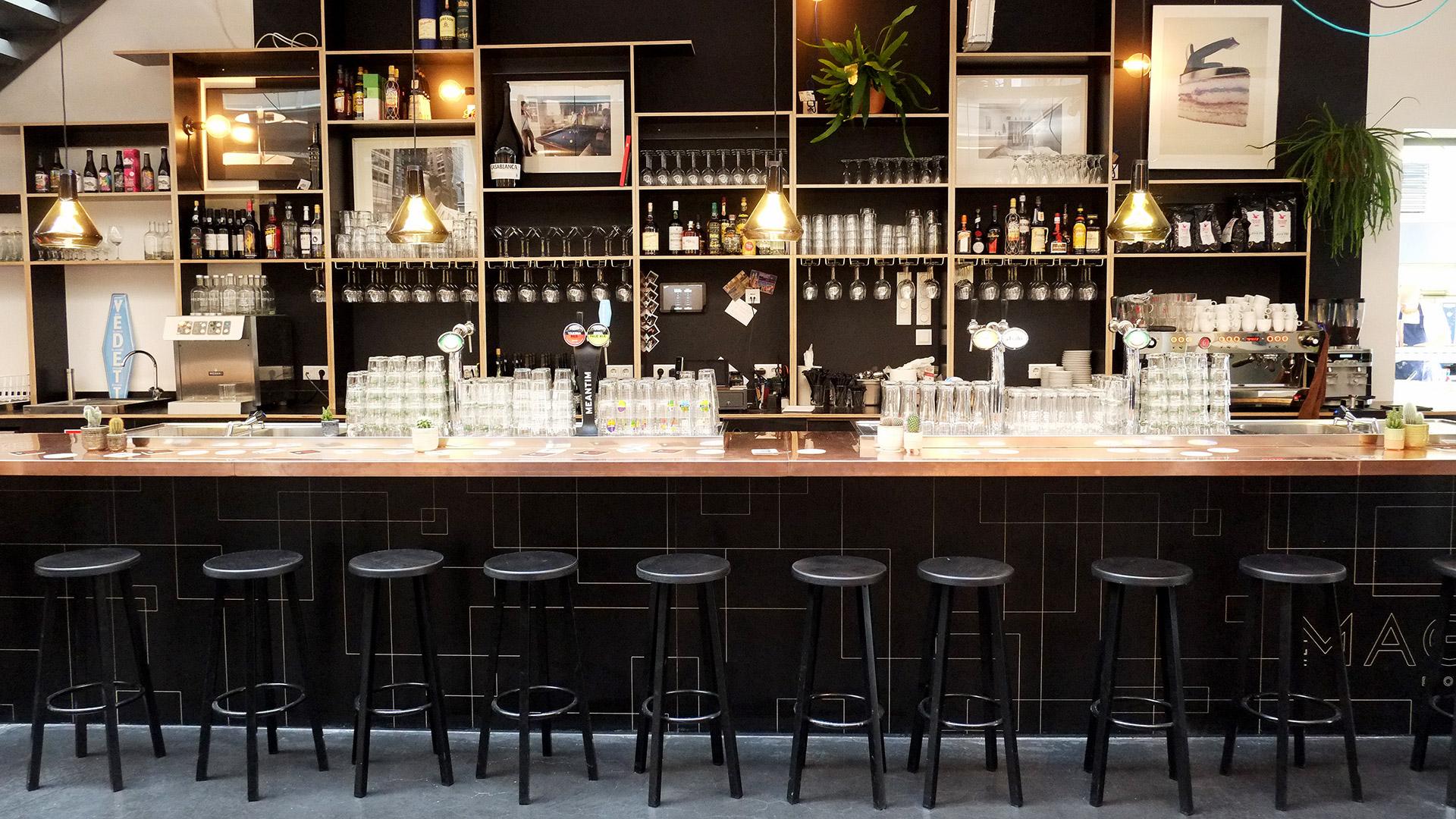Restaurant Het Magazijn | Dordrecht onder één dak