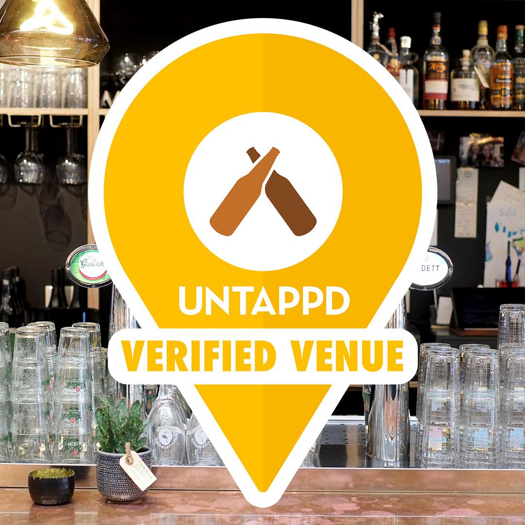 Onze Bieren | Restaurant Het Magazijn | Untappd Verified Menu