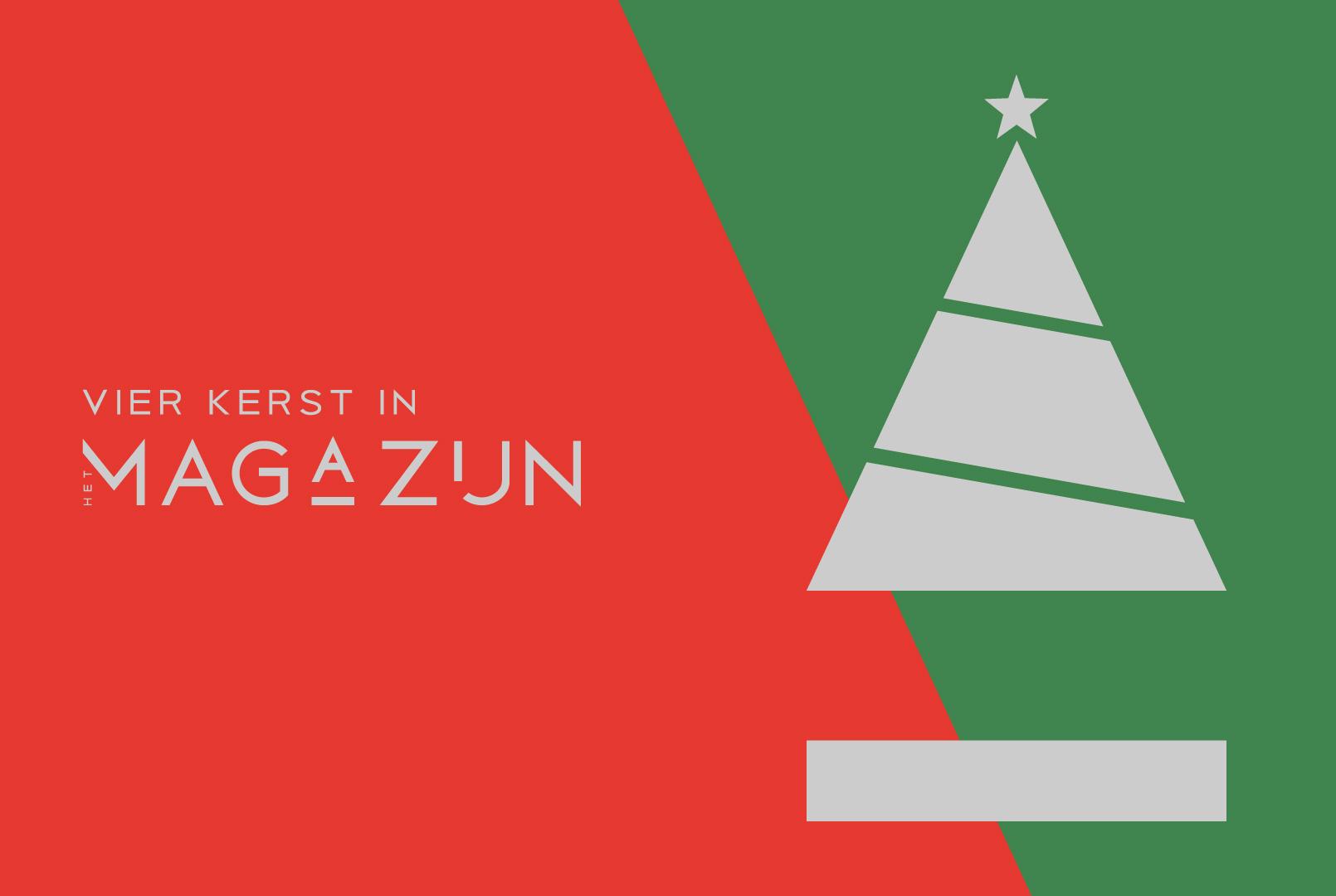 Vier kerst in Het Magazijn