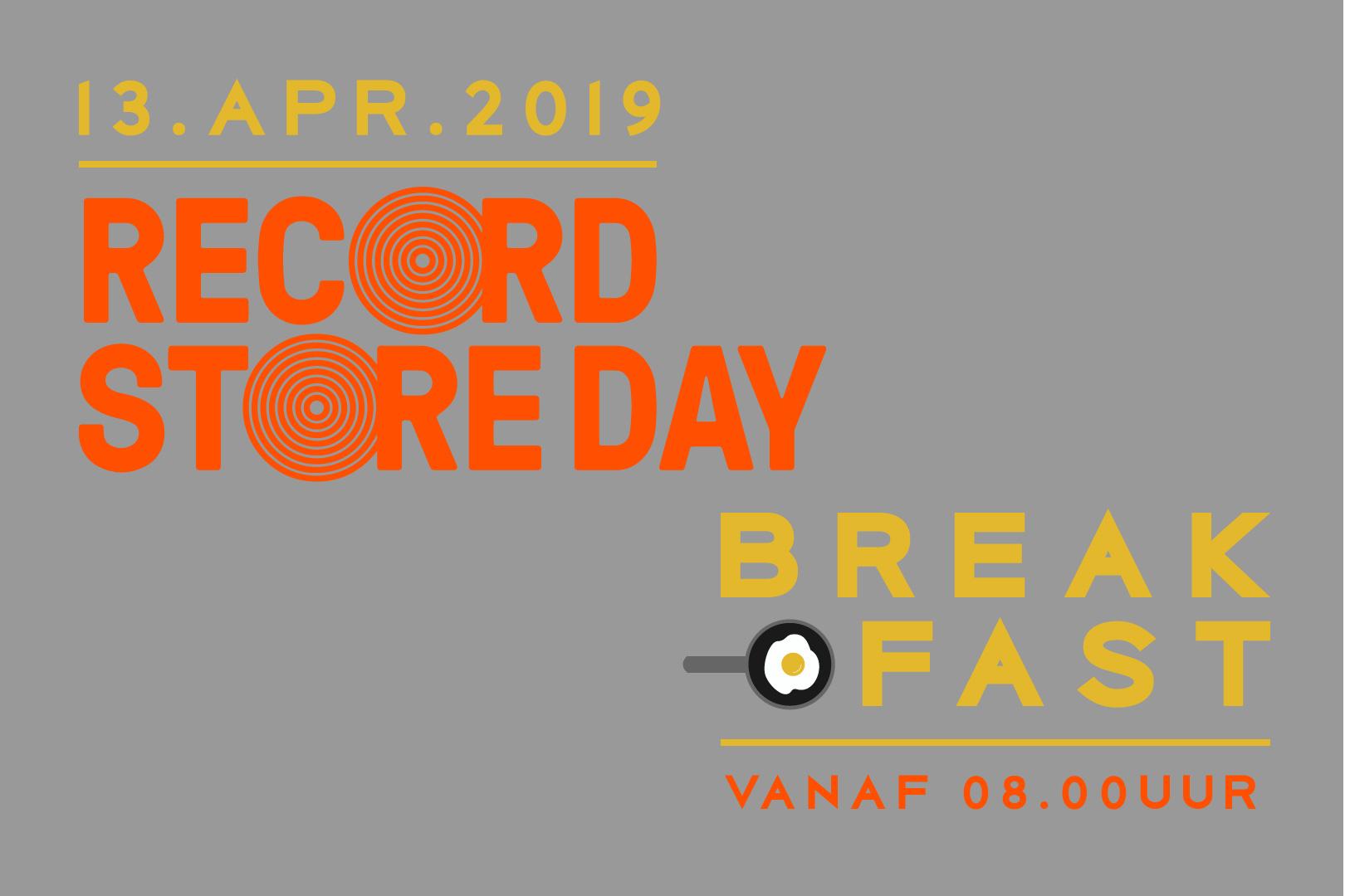 Record Store Day Breakfast | Velvet Music Dordrecht | Het Magazijn