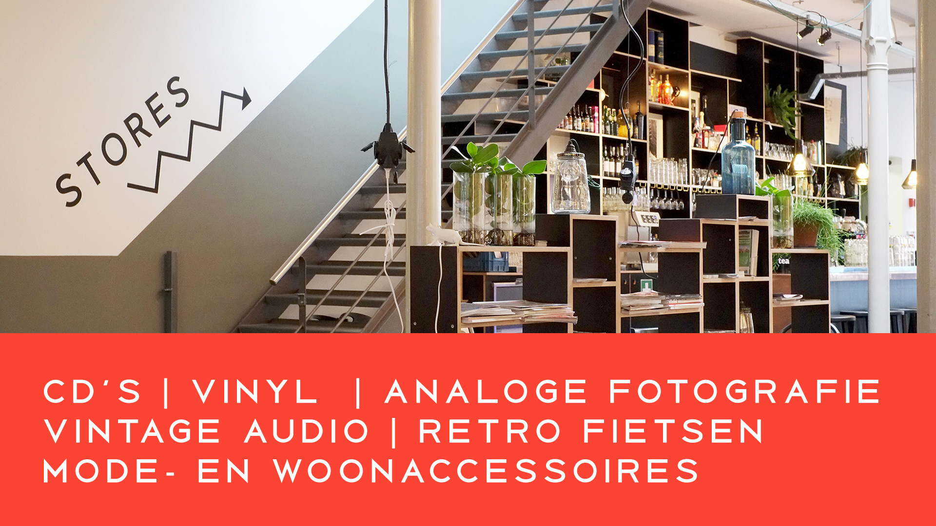 Velvet Music Dordrecht | FotoFilmFabriek | Make Room | Pien's Tassen | Vintage Audio Repair | Voorstraat 180 | Dordrecht