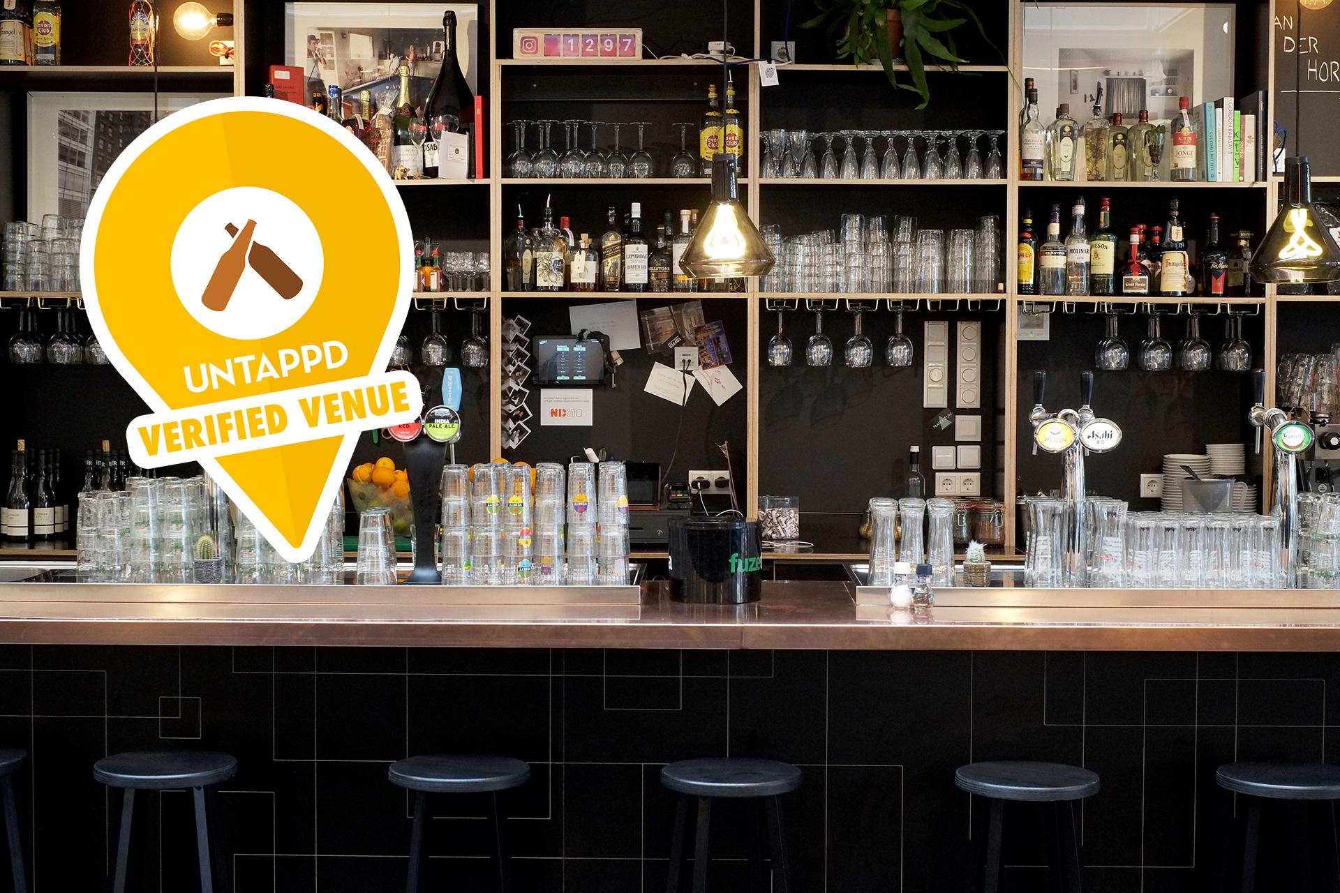 Restaurant Het Magazijn | Untappd Verified Venue | Voorstraat 180, 3311ES, Dordrecht onder één dak