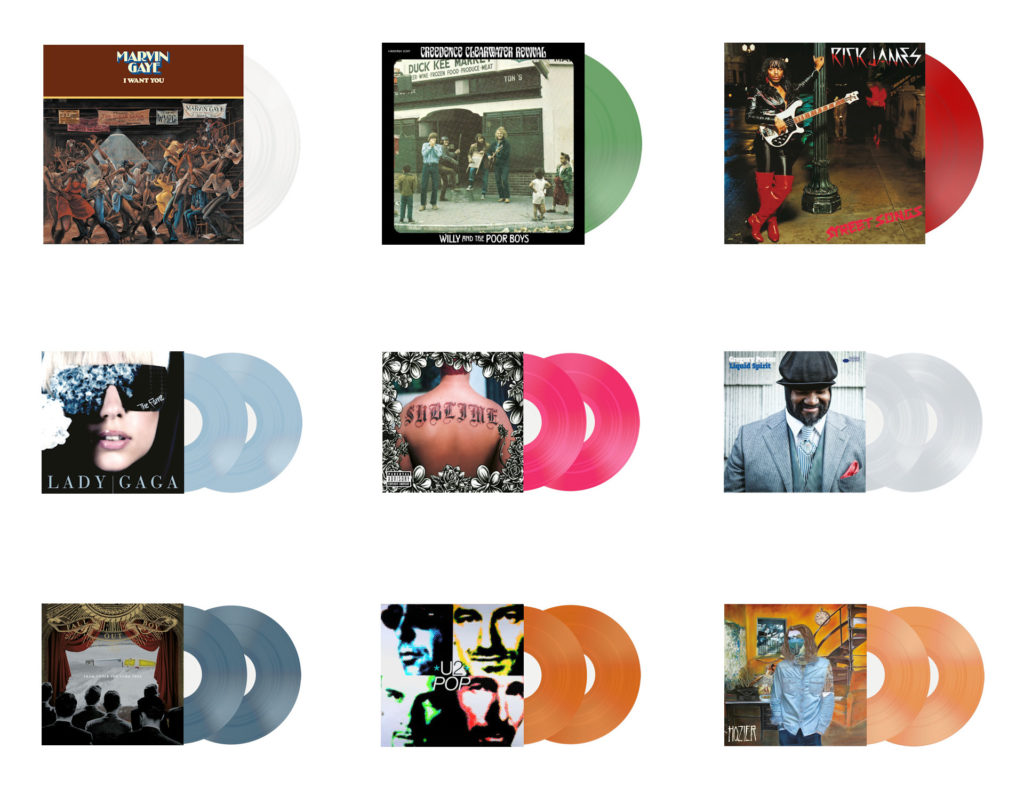 Coloured Vinyl Actie | Limited Edition Indie Only | Velvet Music Dordrecht