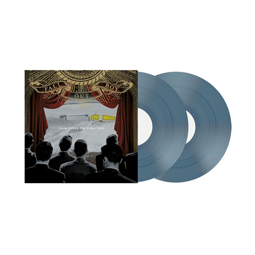 Fall Out Boy | From Under the Cork Tree | Limited Edition Indie Only | Translucent Blue Colored Vinyl | Velvet Music Dordrecht
