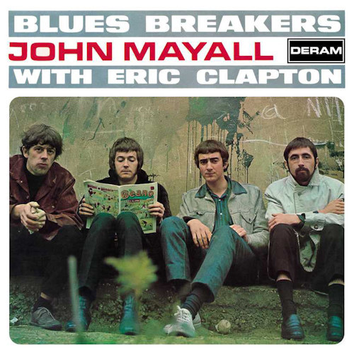 John Mayall & the Bluesbreakers | Blues Breakers with Eric Clapton | Limited Edition Indie Only | Translucent Green Vinyl | Velvet Music Dordrecht