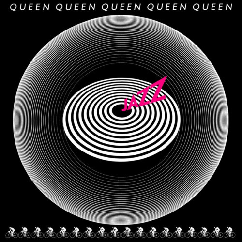 Queen | Jazz | Limited Edition Indie Only | Pink Colored Vinyl | Velvet Music Dordrecht