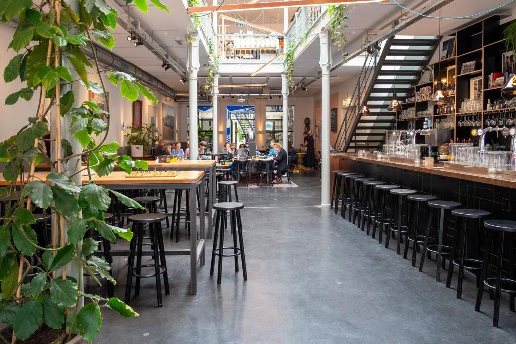 Restaurant Het Magazijn | Voorstraat 180, 3311ES Dordrecht onder één dak