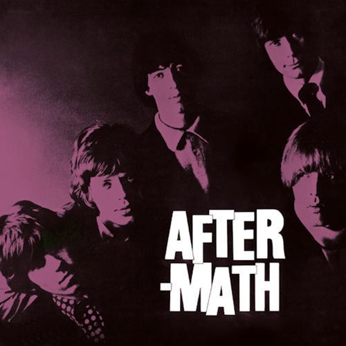 Rolling Stones | Aftermath (UK) | Limited Edition Indie Only | Burgundy Red Colored Vinyl | Velvet Music Dordrecht
