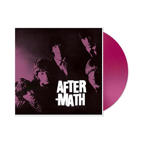 Rolling Stones   Aftermath (UK)   Limited Edition Indie Only   Burgundy Red Colored Vinyl   Velvet Music Dordrecht