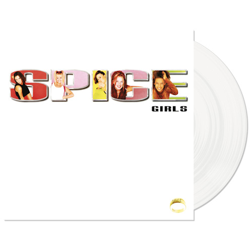 Spice Girls | Spice | Limited Edition Indie Only | White Colored Vinyl | Velvet Music Dordrecht