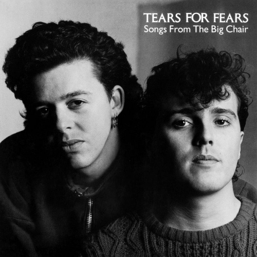 Tears For Fears | Songs From The Big Chair | Limited Edition Indie Only | Orange Colored Vinyl | Velvet Music Dordrecht