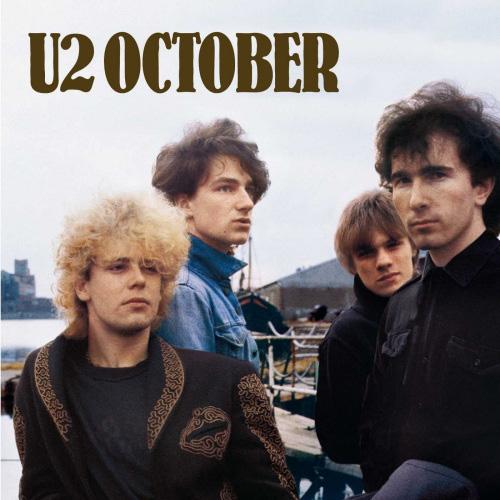 U2 | October | Limited Edition Indie Only | Cream Colored Vinyl | Velvet Music Dordrecht