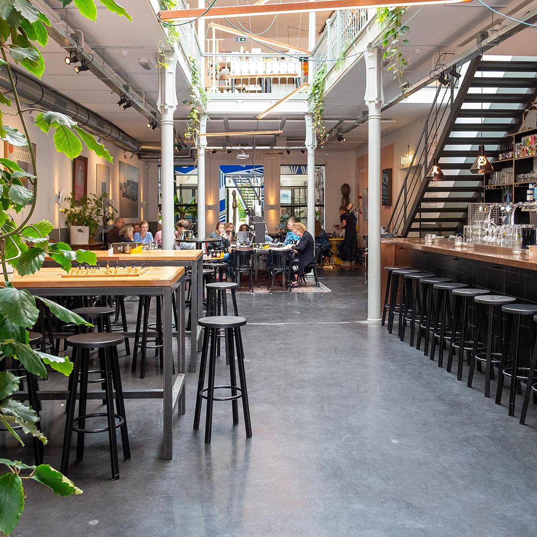 Restaurant Het Magazijn | Voorstraat 180 | Dordrecht