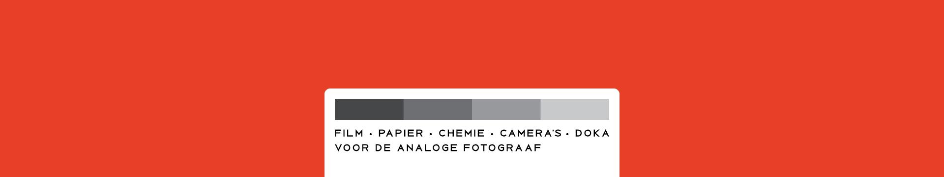 FotoFilmFabriek | Film, papier, chemie, camera's en doka voor de analoge fotograaf