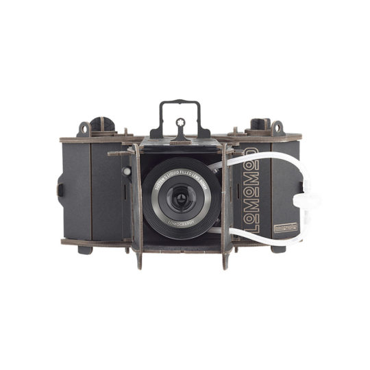 Lomography LomoMod No.1 | De DIY Middenformaat camera | FotoFilmFabriek | Het Magazijn Dordrecht