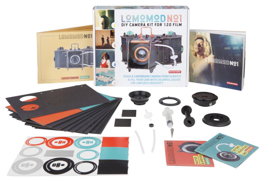 Lomography LomoMod No.1   De DIY Middenformaat camera   FotoFilmFabriek   Het Magazijn Dordrecht