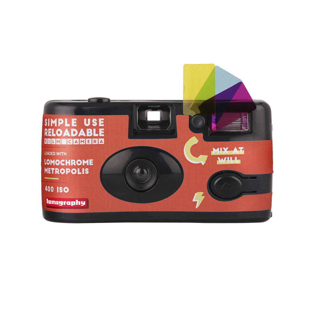 Lomography | Simple Use Camera | Metropolis | FotoFilmFabriek