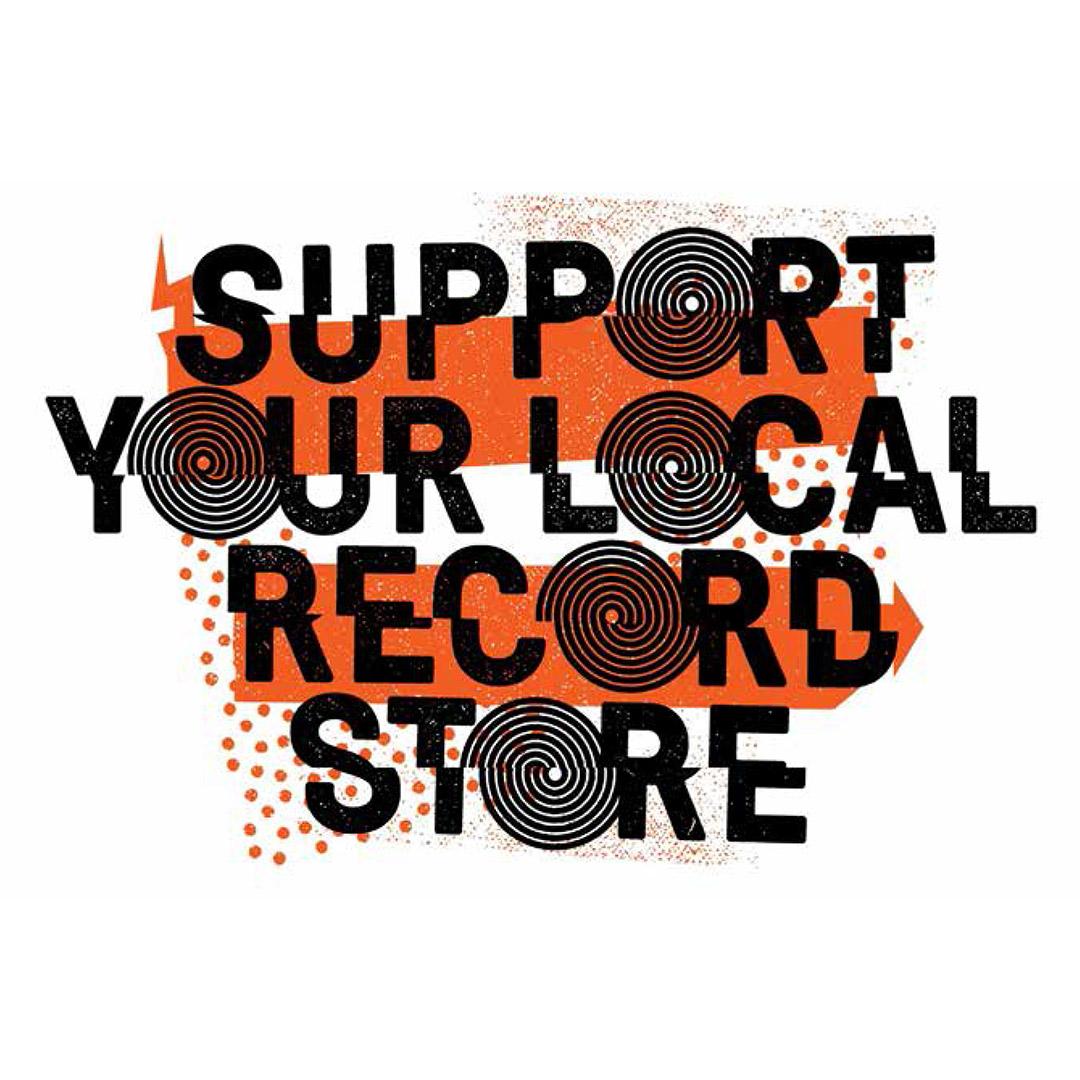 Support Your Local Record Store | Velvet Music Dordrecht | Het Magazijn