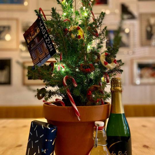 Decemberpakket Restaurant Het Magazijn Dordrecht