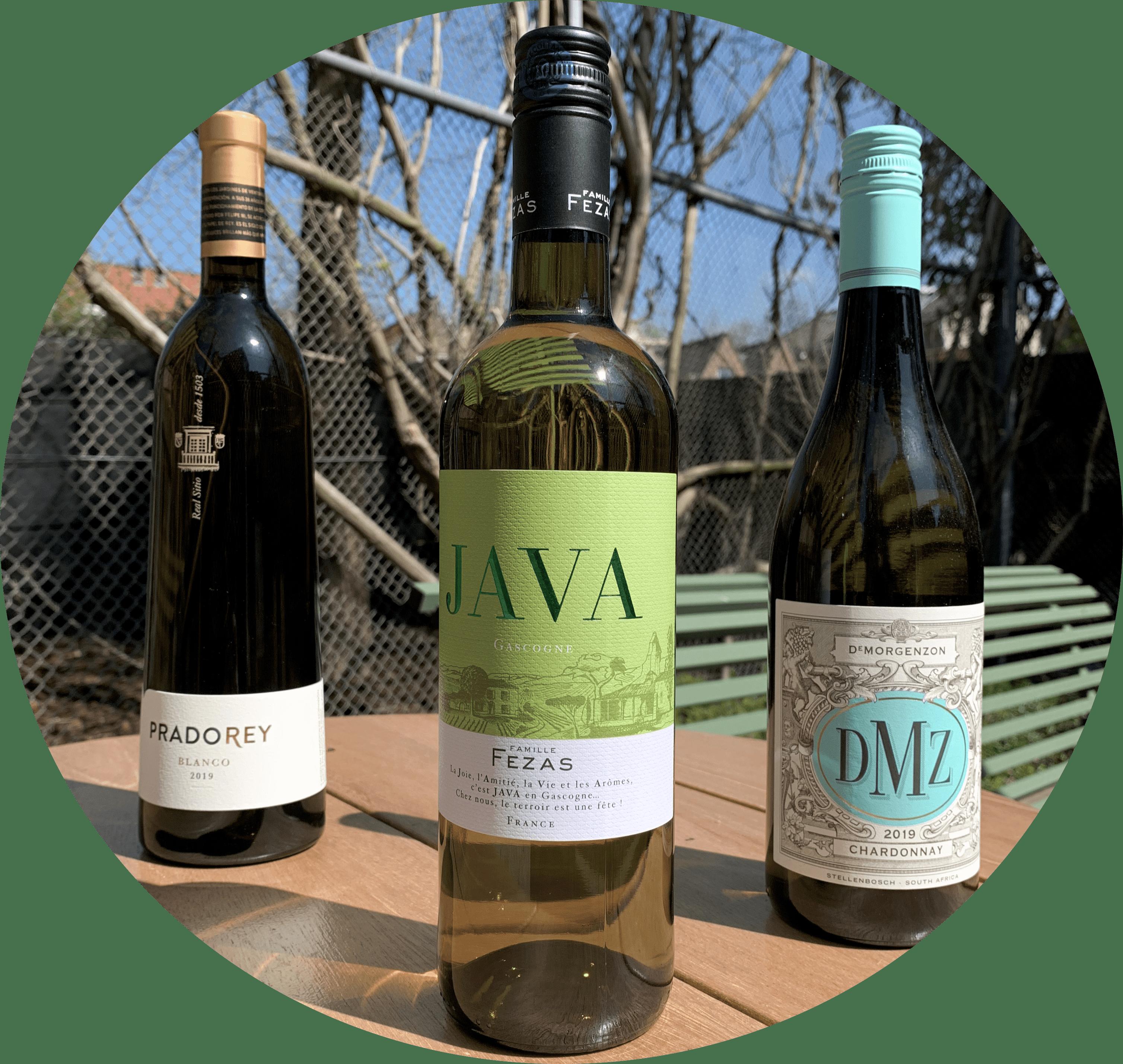 witte wijnen