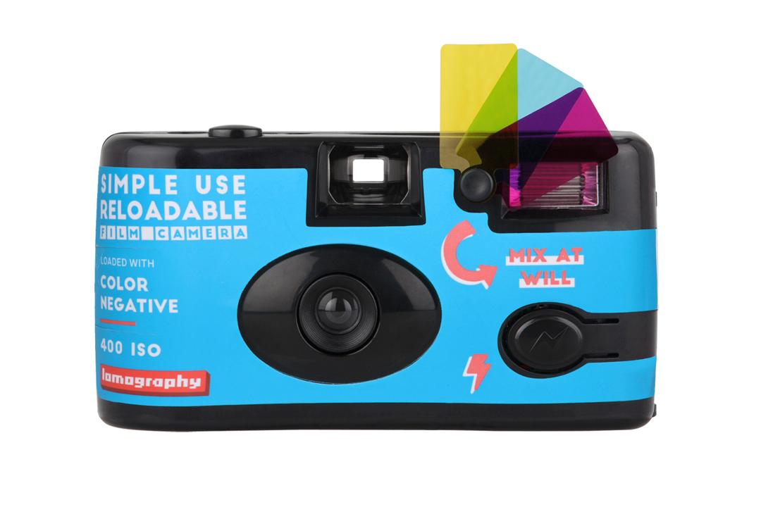 Lomography | Simple Use Camera | Color Negative 400 | FotoFilmFabriek