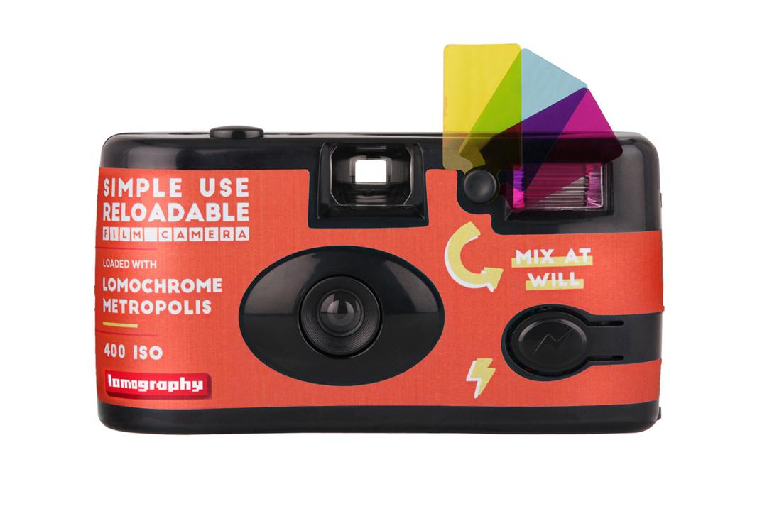 Lomography | Simple Use Camera | Metropolis | FotoFilmFabriek